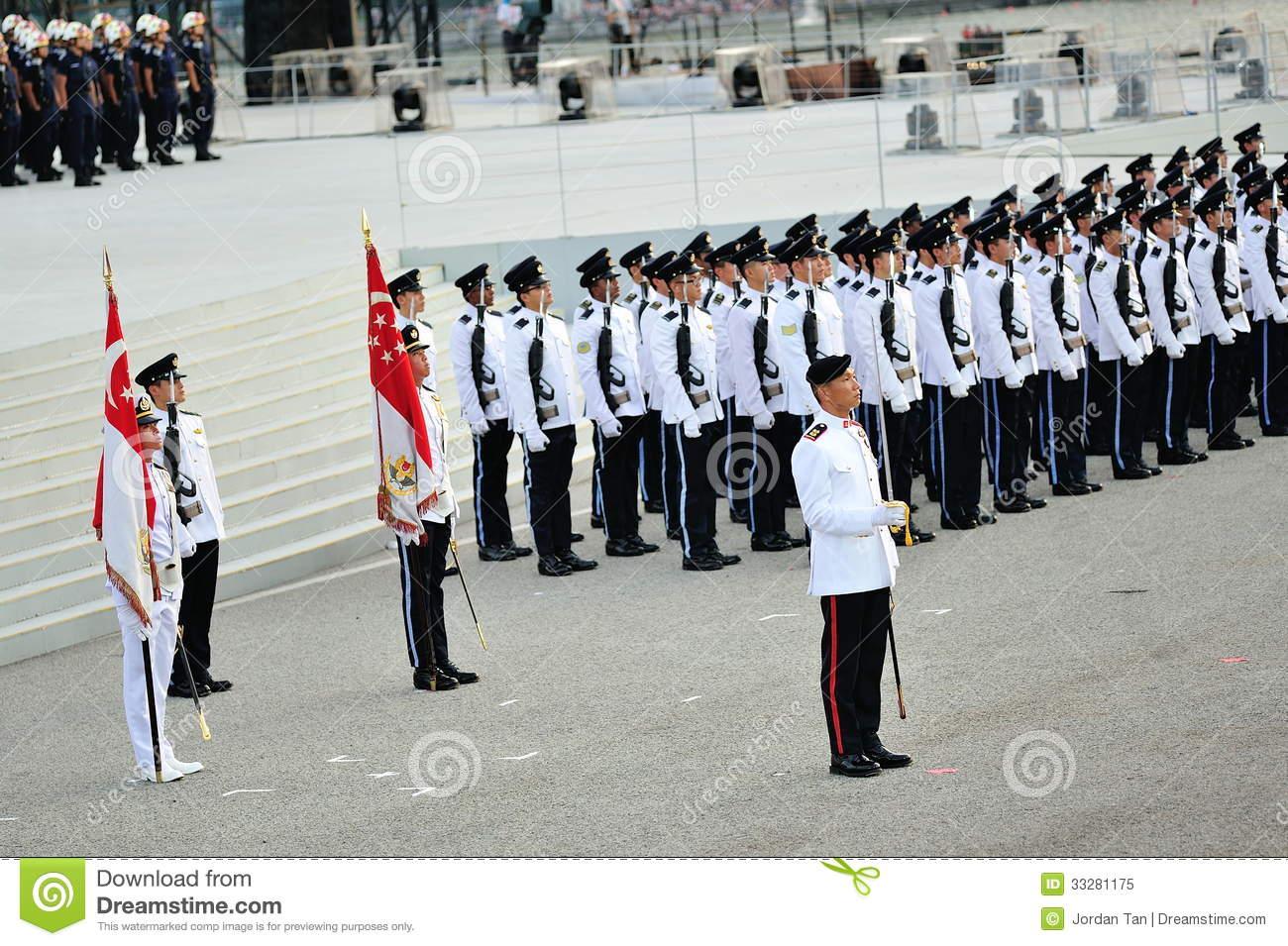 Parade commander clipart #18