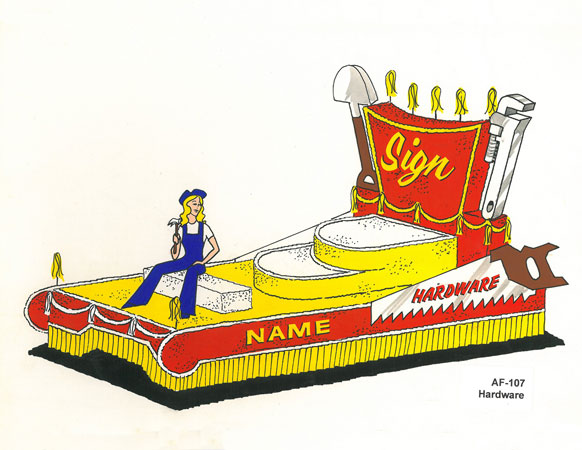 Parade float clipart 5 » Clipart Station.