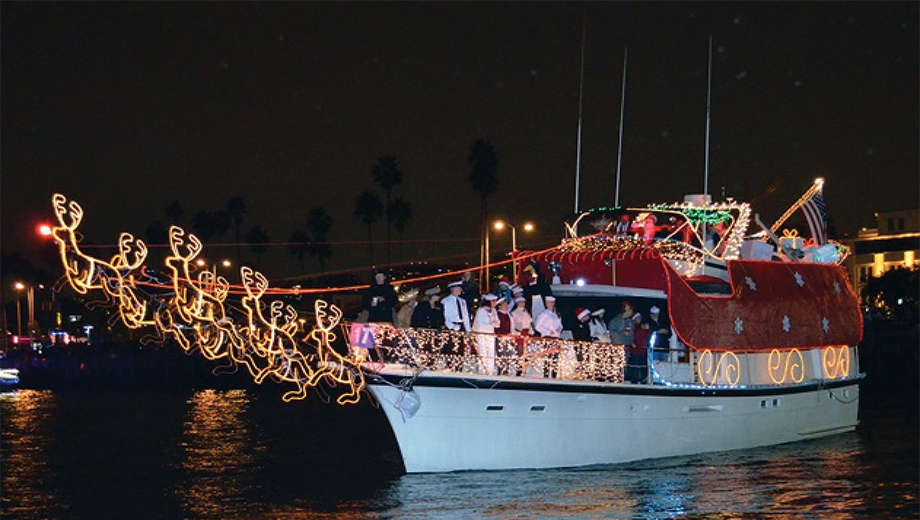 Magic 92.5 The San Diego Parade of Lights!!!.