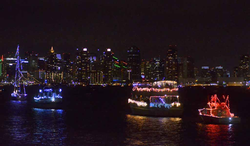 Missed the Boats? See Parade of Lights in 2 Minutes.