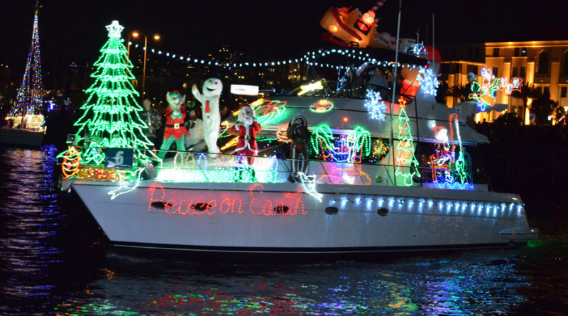 San Diego Bay Parade of Lights announces theme for 45th annual.