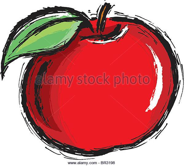 Apple Illustrations Stock Photos & Apple Illustrations Stock.