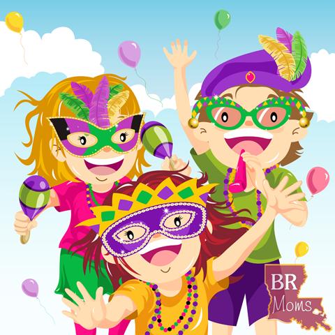 Mardi Gras 2015: Family Friendly Baton Rouge Parades.