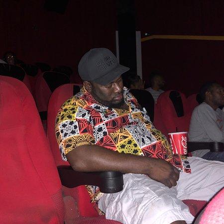 Finally Cinemas in PNG.