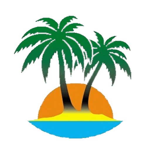 Palm trees paradise clipart images gallery for free download.