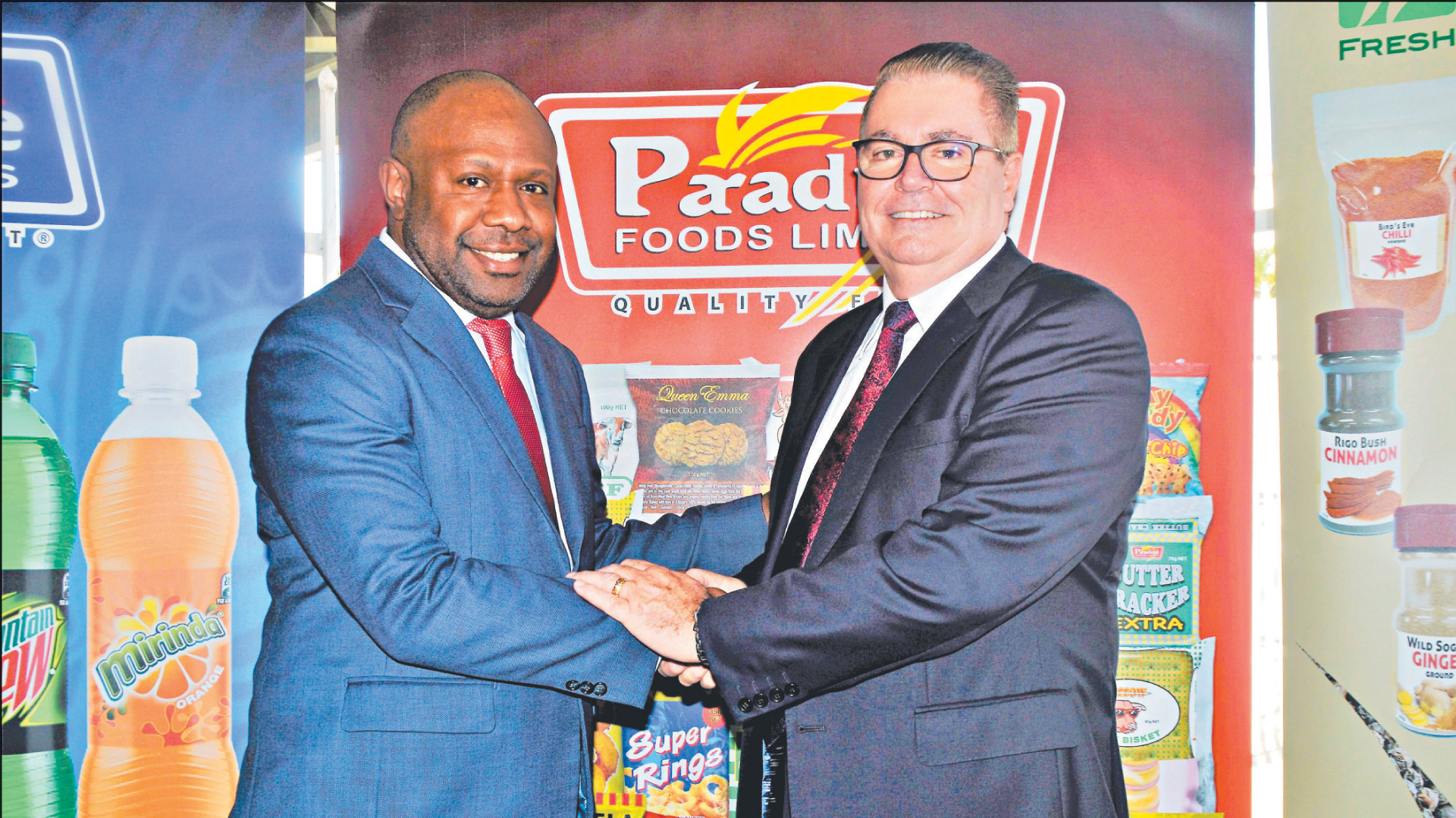 Paradise Foods Ltd appoints new boss.