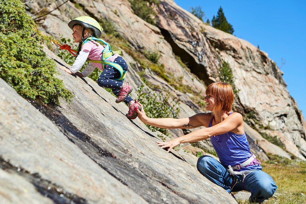 Mountaineering and climbing.
