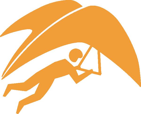 Paragliding Clip Art at Clker.com.
