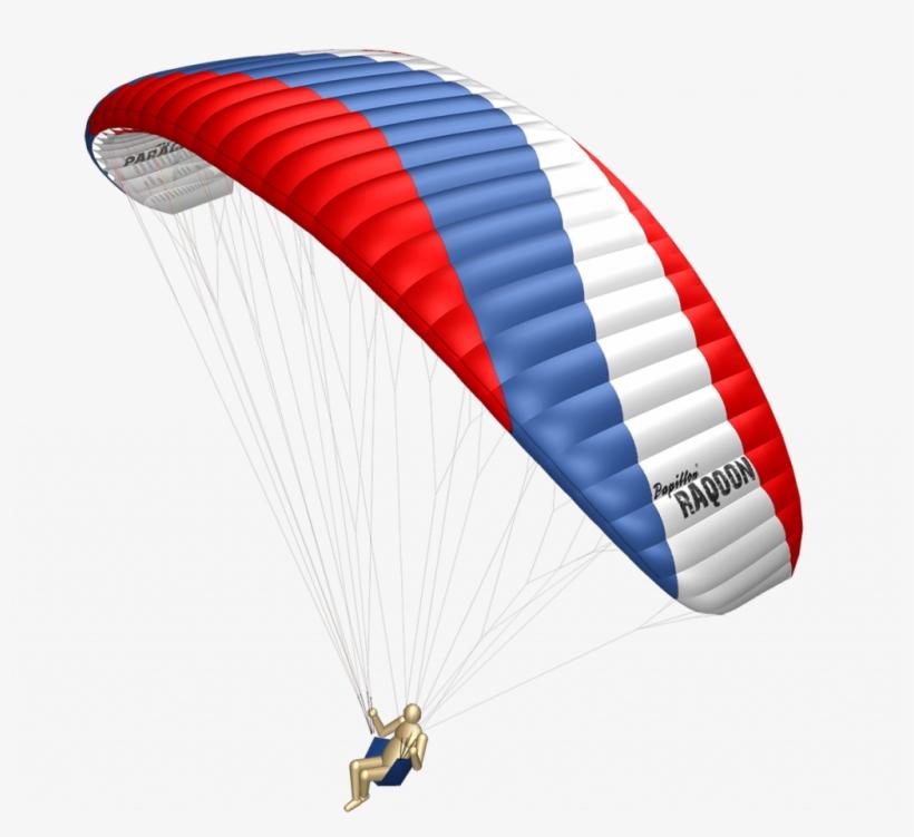 Paragliding Png.