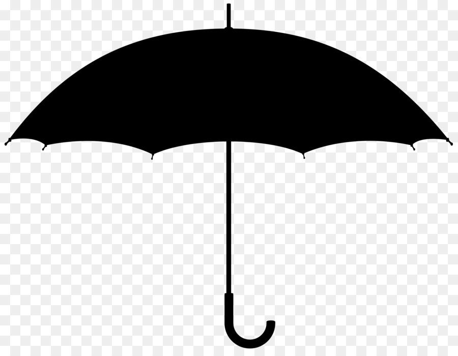 Paraguas, Silueta, Dibujo imagen png.