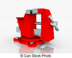 Parallel vise Illustrations and Stock Art. 1 Parallel vise.