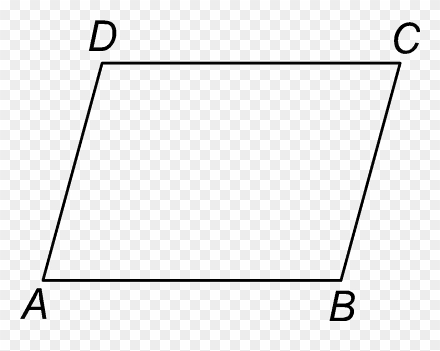 Opposite Angles Of A Parallelogram Are Equal.
