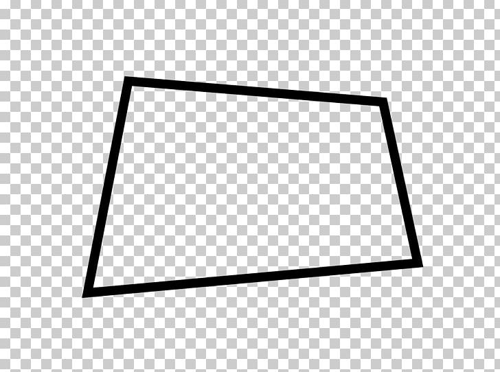 Rectangle Quadrilateral Trapezoid Parallelogram Shape PNG.