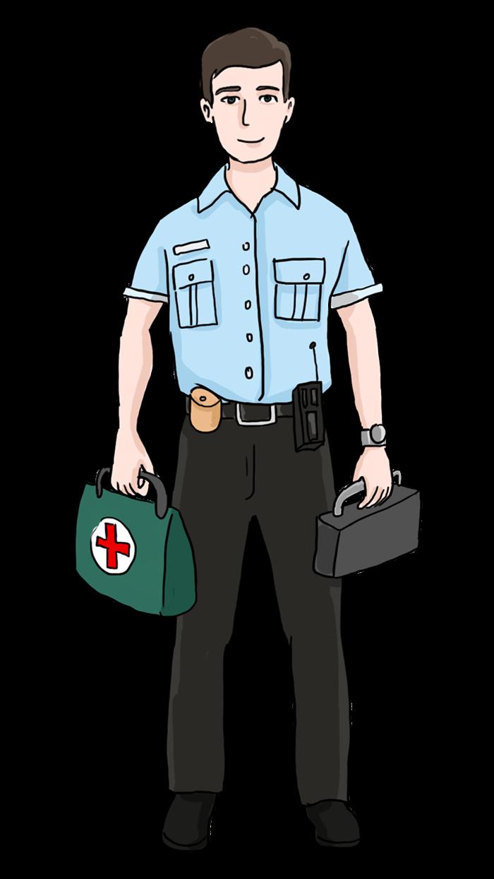 Paramedic.