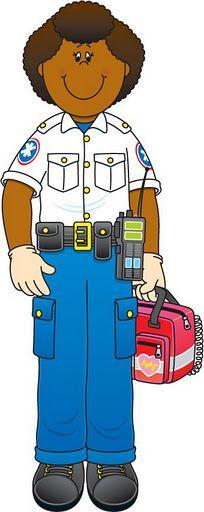 Paramedic Cliparts.