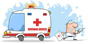 Paramedic Clipart.