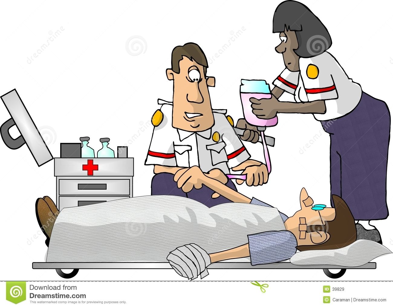 Paramedic clipart free 7 » Clipart Station.