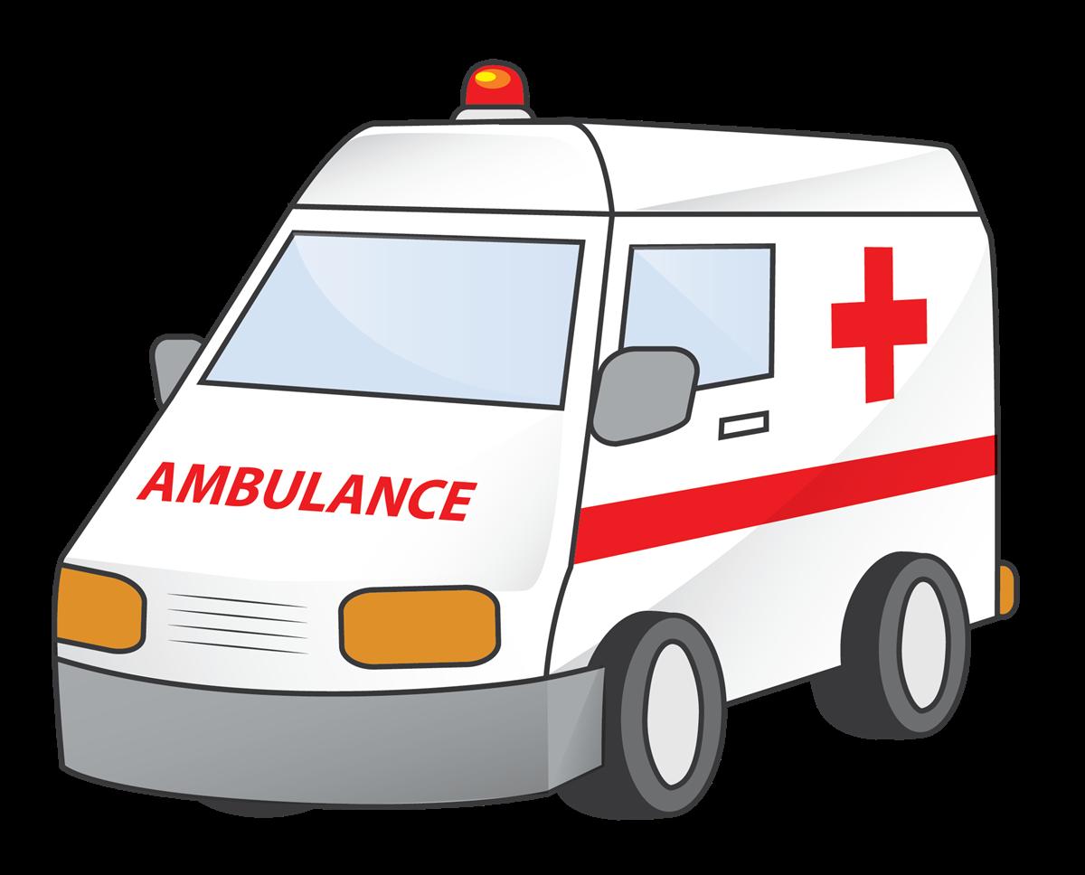 Free Ambulance Clip Art.