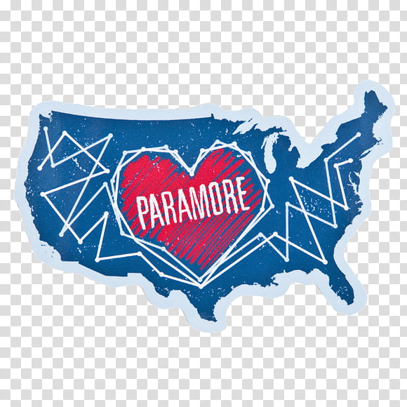 Paramore s, Paramore illustration transparent background PNG.