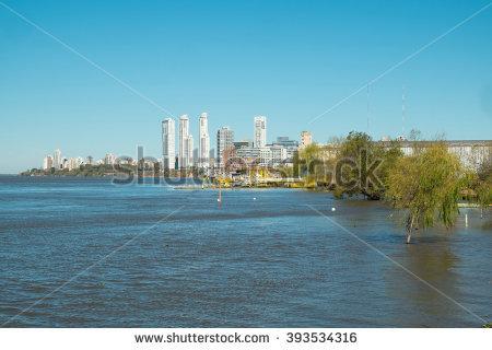 Parana River Stock Photos, Royalty.