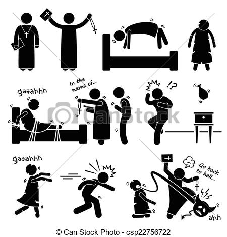 Paranormal activity Clip Art Vector Graphics. 12 Paranormal.