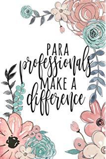 Amazon.com: Best Para Ever: Paraprofessional Gifts, Para.