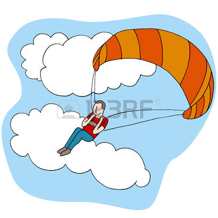 211 Parasailing Stock Vector Illustration And Royalty Free.