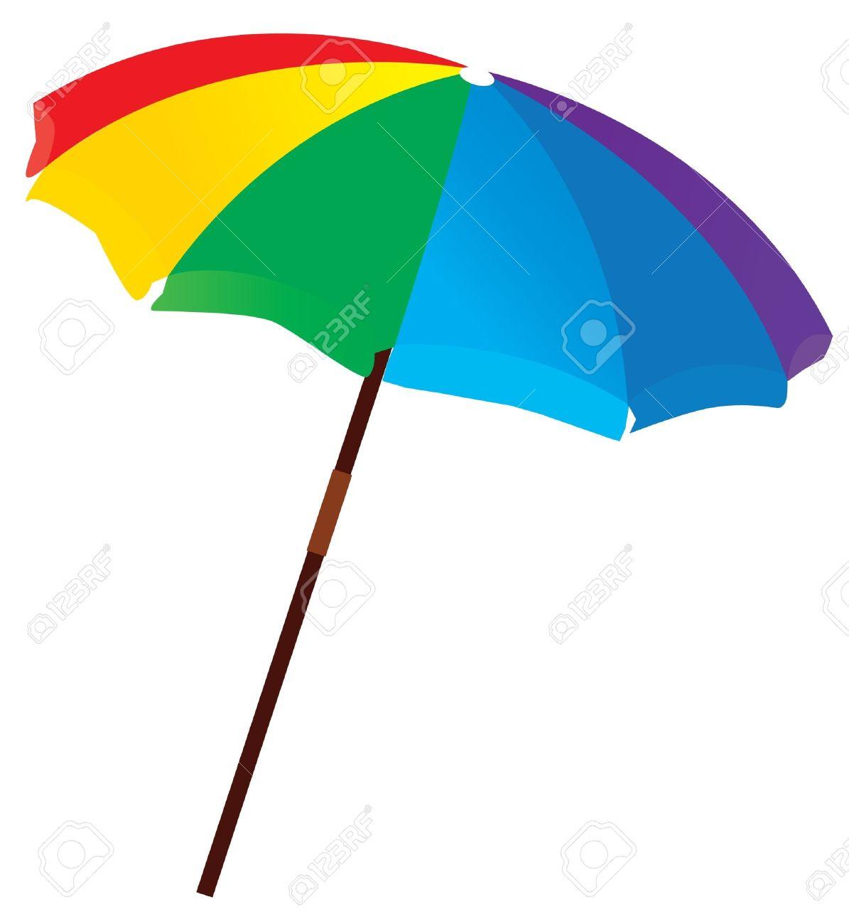 parasol clipart