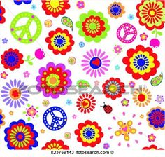 Clip art, Hippies and Arte on Pinterest.