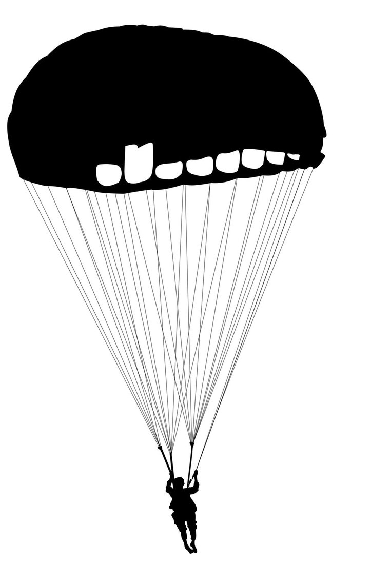Paratrooper by kurenaiairen on DeviantArt.