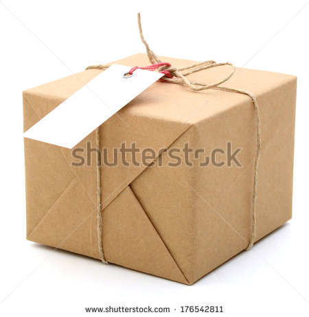 Post Package Stock Photos, Royalty.