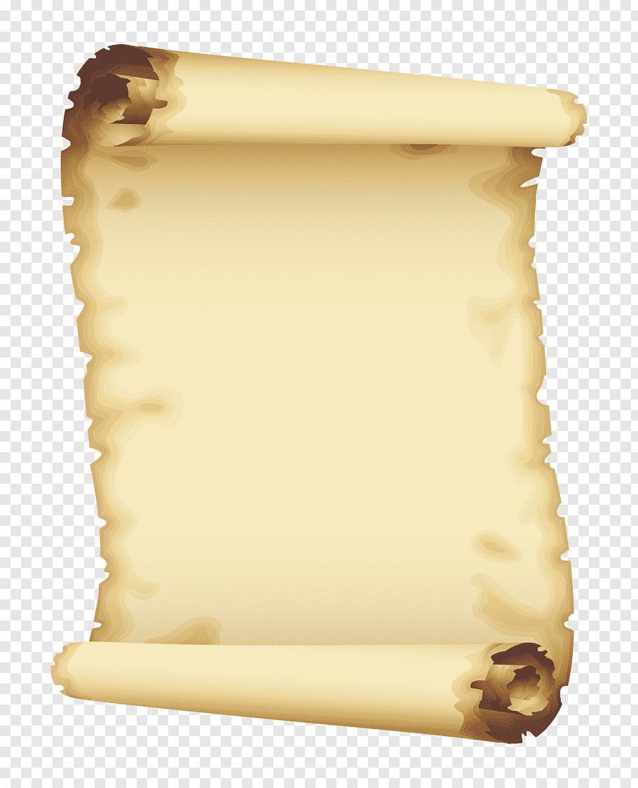 Paper Parchment, Old paper, vintage paper illustration free.