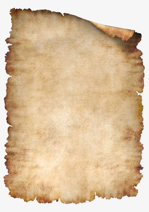 Parchment Png (110+ images in Collection) Page 1.