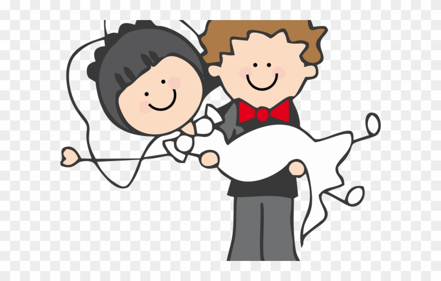Groom Clipart Country Bride.