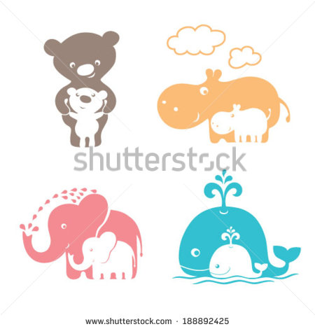 Baby Animals Stock Images, Royalty.