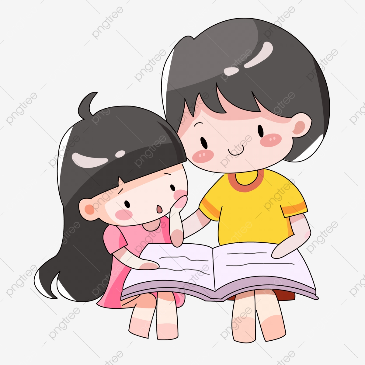 Parent Child Reading, Reading Clipart, Paternity, Reading.