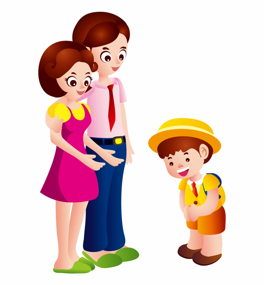 Parent And Child Png Clipart.