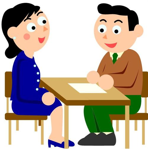 Parent Teacher Conference Clipart.