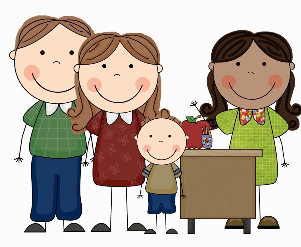 Parent Teacher Communication Clipart.