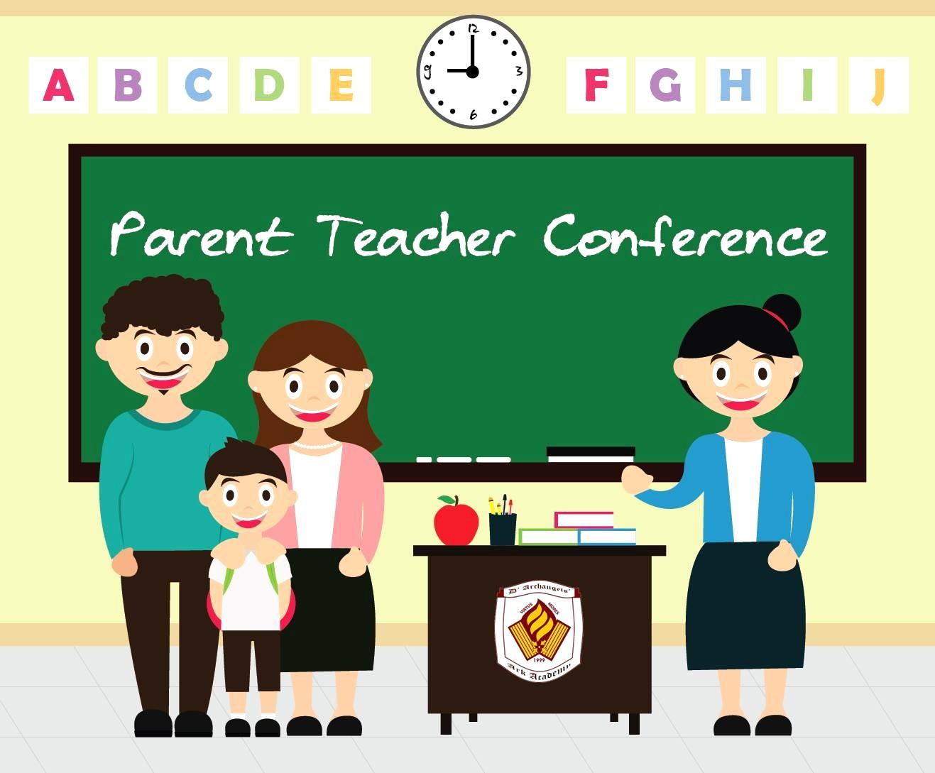 Parent teacher conferences clipart 1 » Clipart Station.