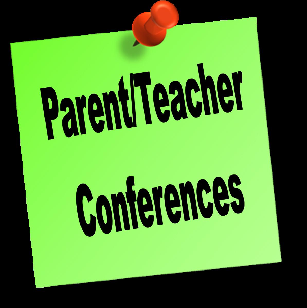 Parent Teacher Conference Clip Art.