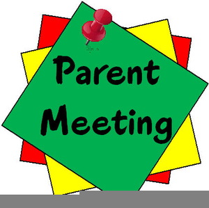 Parent Teacher Conference Clipart Free.
