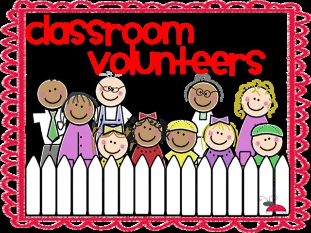 Parent Volunteer Clipart.