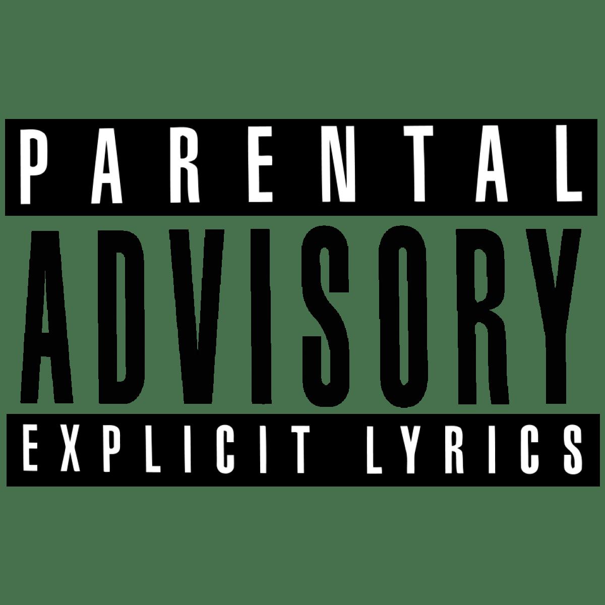 Hd Parental Advisory Png Transparent.