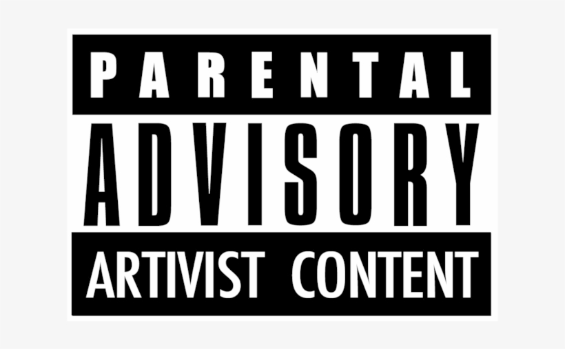 Parental Advisory Explicit Content Lrgr Logo.