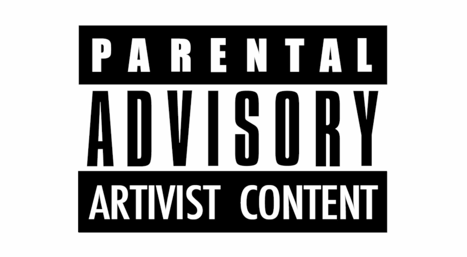 Parental Advisory Explicit Content Logo Png Post Plan.