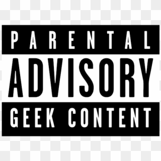 Parental Advisory PNG Images, Free Transparent Image.