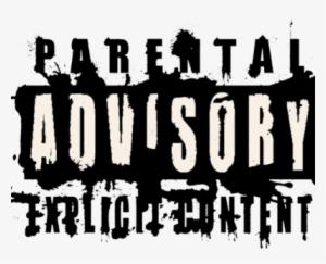 Parental Advisory Logo PNG, Transparent Parental Advisory.