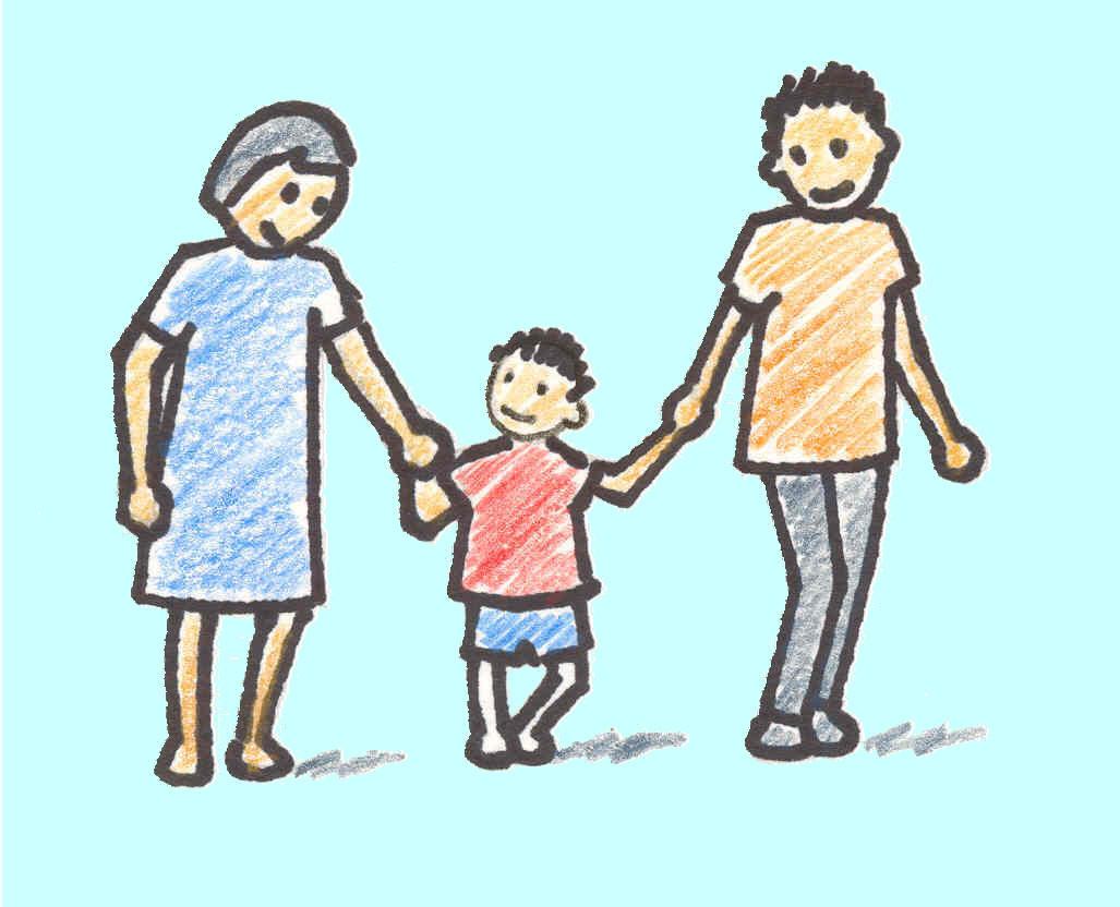 Parent School Partnership Clipart.