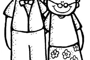 Parents clipart black and white 5 » Clipart Portal.